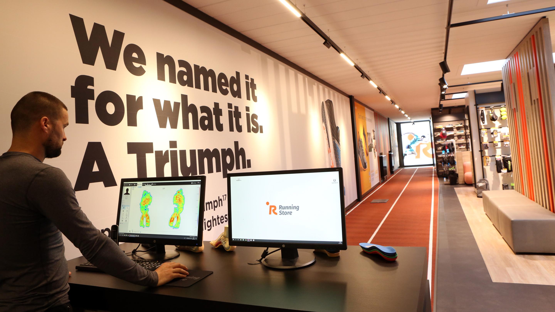 Vernieuwde Running Store in Duffel